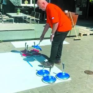 Curling in Overdinkel