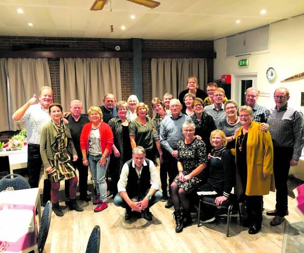 Weerzien na 50 jaar: reünie Martinusschool