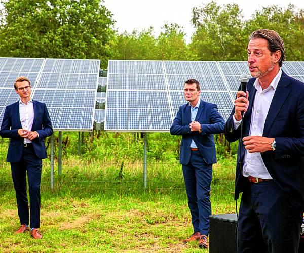 Tien Twentse gemeenten nemen duurzame energie af van Twence