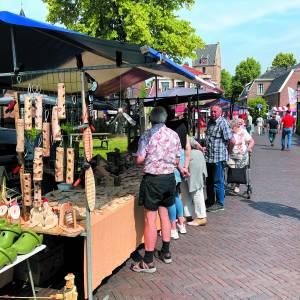 Warme boerenmarkt