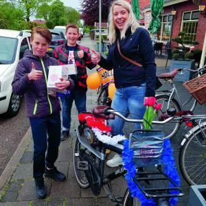 Koningsnacht en Koningsdag in Langeveen en Bruinehaar