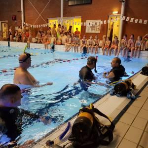 50 maal zwem4daagse