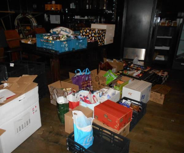 Eetcafé 't Raedthuys: het grootste kerstpakket ooit