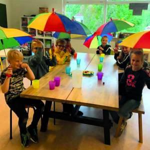 Kinderopvang Losser viert eerste lustrum