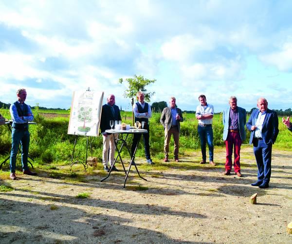 Duurzaam beheer Twents landschap voor eerlijke beloning: Partners Noordoost-Twente ondertekenen Landschapsdeal