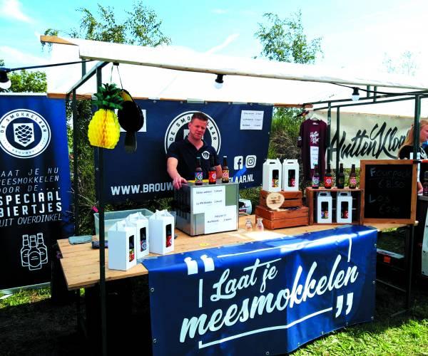 Geen Slow Food en Craft Beer festival