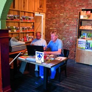 VVV-locatie Beuningen in c.r.'t Sterrebos weer geopend