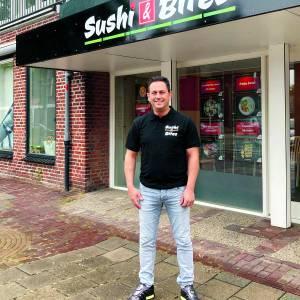 Nieuw in Losser: Sushi & Bites