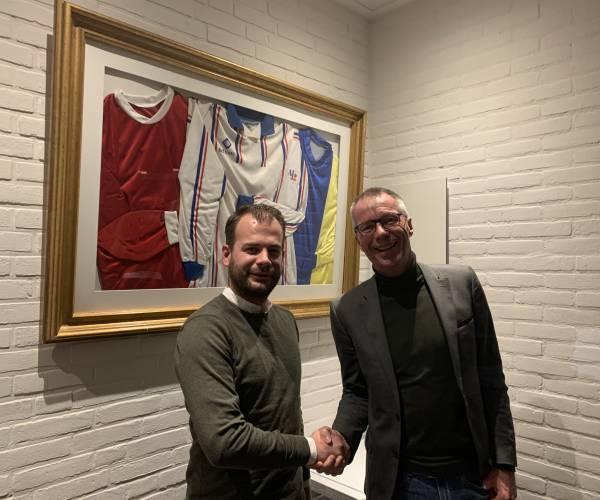 Niek Woesthuis nieuwe trainer AJc'96