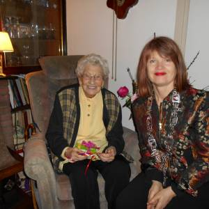 Marietje Rolink een eeuw