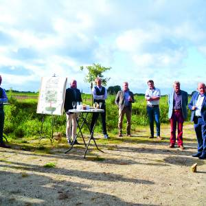 Duurzaam beheer Twents landschap voor eerlijke beloning:<br />Partners Noordoost-Twente ondertekenen Landschapsdeal